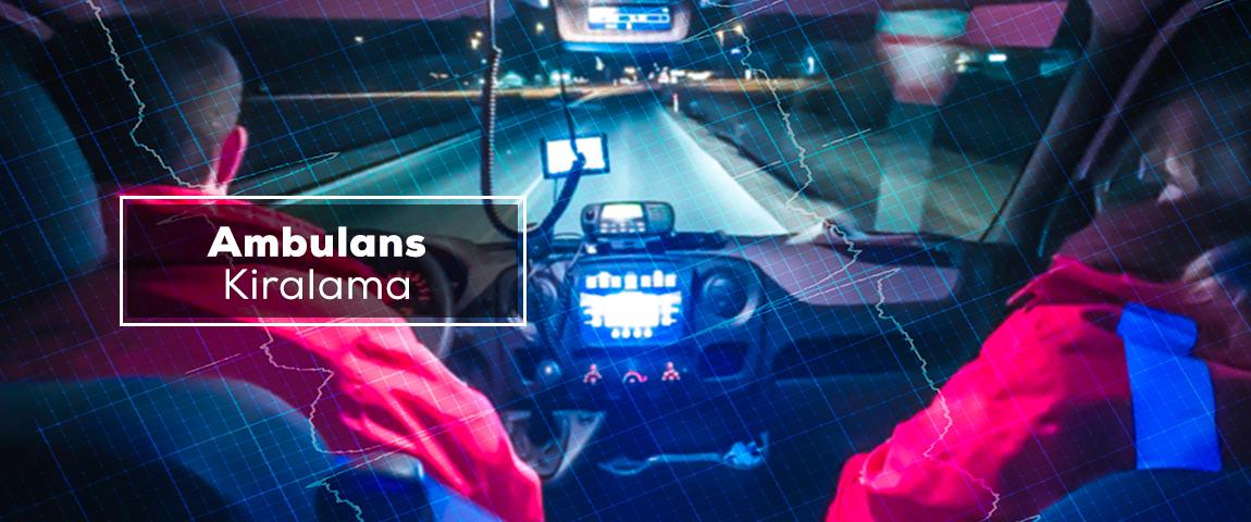 ANKARA AMBULANS KİRALAMA Ankara Ambulans Kiralama firması bir Demirhan Turizm kuruluşudur.  Ankara Ambulans Kiralama ile sadece Ankara'da değil Tüm Türkiye'de hastane , kurum ve kuruluşlara toplu ambulans kiralama hizmeti vermekteyiz. AMBULANS KİRALAMA NASIL YAPABİLİRİM? Ambulans…